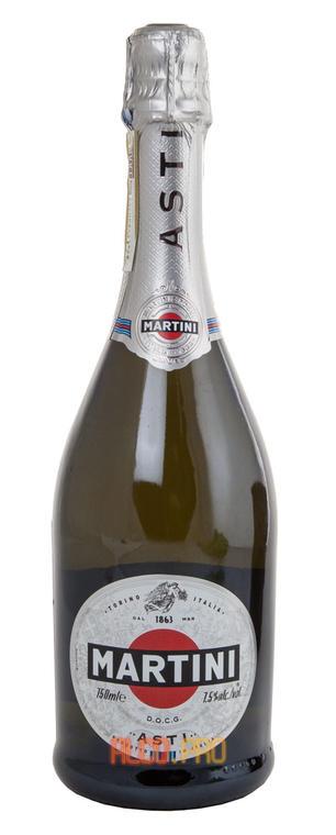 Martini Asti итальянское шампанское Мартини Асти
