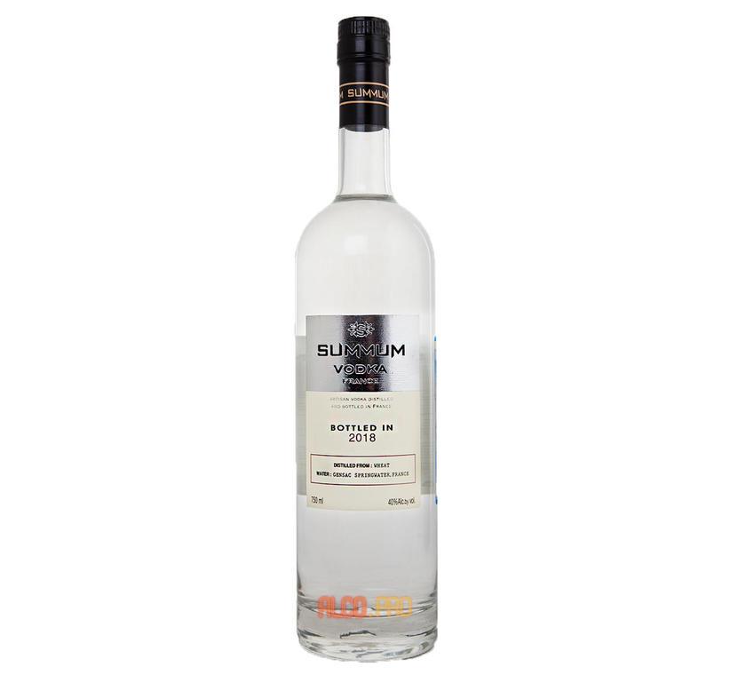 Суммум Водка Summum Vodka 0.75l