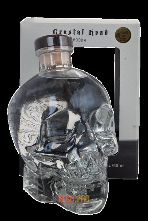 Crystal Head водка Кристал Хэд 0.7l