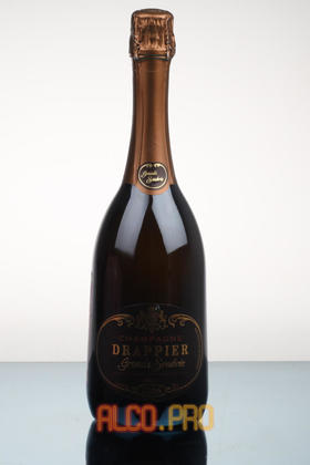 Drappier Grande Sendree 2004 Шампанское Драпье Сандре 2004 года