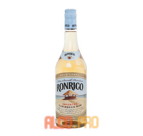 Ronrico Gold Label ром Ронрико Голд Лейбл