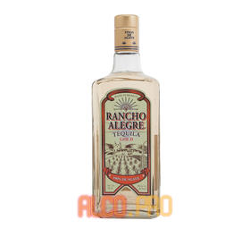 Rancho Alegre Gold текила Ранчо Алегре Голд