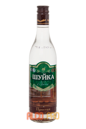 водка Шуйка простая рецептура 0.5l