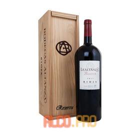 Lealtanza Reserva Rioja DOC Испанское вино Леальтанса Резерва DOC Риоха