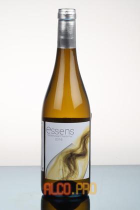 Essens Mediterranean Chardonnay Испанское Вино Эссенс 2016