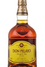 Don Pelayo хересный бренди Дон Пелайо