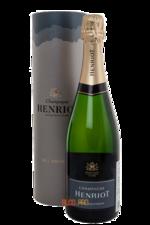 Henriot Brut Souverain шампанское Энрио Брют Суверен
