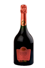 Taittinger Comtes Rose 2005 шампанское Тэтенжэ Комт Розе 2005 года