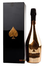 Armand de Brignac Brut gift box шампанское Арман де Бриньяк Брют в п/у
