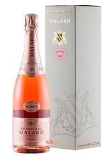 Malard Rose шампанское Малар Розе