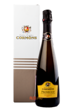 Cormons Prosecco Brut DOC шампанское Кормонс Просекко Брют