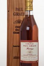 Paul Giraud Heritage Grande Champagne Premier Cru 50 years коньяк Поль Жиро Эритаж Гран Шампань Премье Крю 50 лет