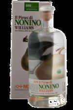 Il Pirus di Nonino граппа Иль Пирус ди Нонино (грушевая) в п/у