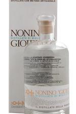 Nonino Gioiello Distillato di Miele D'Acacia Граппа Нонино Джойелло ди Мьеле д`Акача