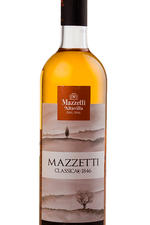 Mazzetti Classica 1846 Граппа Мадзетти Классика 1846