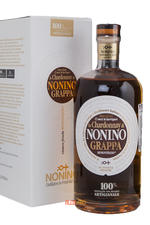 Lo Chardonnay di Nonino in Barriques Monovitigno Граппа Ло Шардоне ди Нонино ин баррик Моновитиньо