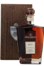 Dellavalle Whisky Bowmore Cask 2001 Граппа Делавалле 2001 выдержанная в бочке из-под Виски Глен Скотия и Бомо Кэскс