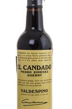 Херес Valpdespino El Candado Pedro Ximinez
