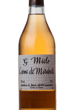 Miclo Creme de Mirabelle ликер сливовый Крем де Мирабель