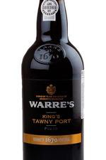 Warres Kings Tawny портвейн Уоррс Кингс Тони