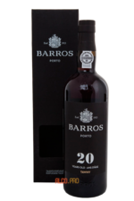 Barros Tawny 20 years портвейн Баррос Тони 20 лет в п/у