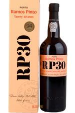 Ramos Pinto 30 years Портвейн Рамос Пинто 30 лет