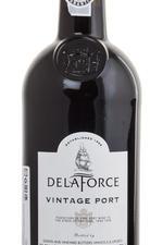 Delaforce 2007 vintage Портвейн Делафорс Винтаж 2007