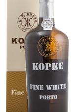 Porto Kopke Fine White портвейн Копке Файн Уайт