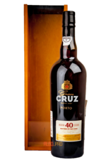 Cruz 40 years old портвейн Круз 40 лет