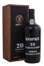 Porto Kopke 20 years портвейн Копке 20 лет