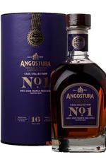 Angostura Cask Collection 16 years Ром Ангостура Каск Коллекшн 16 лет в тубе