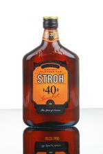Stroh 40 Ром Штро 40 градусов 0,5 л