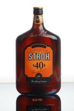 Stroh 40 Ром Штро 40 градусов 1 л