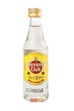 Havana Club Anejo 3 years 0.05 l ром Гавана Клуб Аньехо 3 года