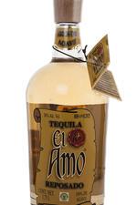 El Amo Reposado 100% Agava текила Эль Амо Репосадо 100% агава