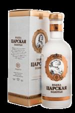 Водка Царская Золотая Ладога 0.7l в п/у