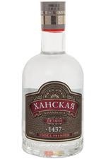 водка Ханская 0.5l