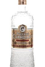 Russian Standard Gold водка Русский Стандарт Голд 1 л