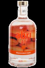 Abri водка Абрикосовая Абри 0.5l