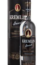 Kremlin Award Водка Кремлин Эворд 0.7l в кожаной тубе