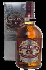 Chivas Regal 12 years 1 l виски Чивас Ригал 12 лет 1 л