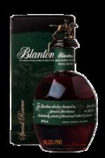 Blantons Special Reserve виски Блэнтонс Спешл Резерв