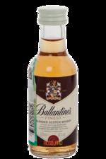 Ballantines Finest виски Балантайнс Файнест 0.05л