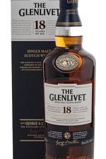 Glenlivet 18 years виски Гленливет 18 лет