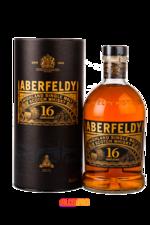 Aberfeldy 16 years 0,7l Виски Аберфелди 16 лет 0,7л в п/у