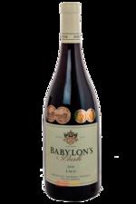 Babylons Peak S-M-G вино Бебилонс Пик Шираз-Мурведр-Гренаш 2010