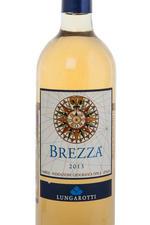 Brezza Bianco dell`Umbria 2015 вино Брецца Бьянко дель Умбрия 2015