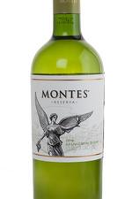 Montes Sauvignon Blanc Reserva 2014 чилийское вино Монтес Совиньон Блан Резерва 2014