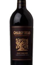 Gnarly Head Zinfandel 2015 Американское вино Ноули Хэд Зинфандель 2015