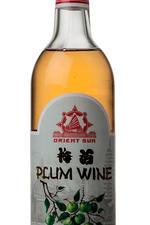 Ningbo Orient Sun Plum Wine вино сливовое Ориент Сан